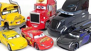 Download NEW Disney Pixar Cars 3 toys! Jackson Storm, Cruz Ramirez, Lightning McQueen appeared! - DuDuPopTOY Video