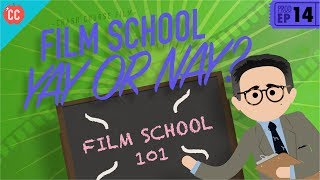 Download To Film School or Not To Film School: Crash Course Film Production #14 Video