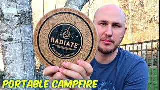 Download Portable Campfire in a Can Video