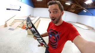 Download I FOUND A FAMOUS SKATEPARK! Video