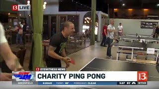 Download Charity ping pong Video
