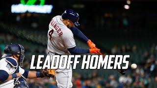 Download MLB | George Springer - Leadoff Home Runs Video