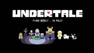 Download 평화로운 언더테일 13곡 메들리 with 피아노 (Peaceful Undertale OST Piano Medley 13 songs) Video