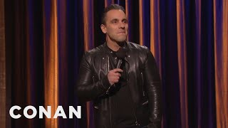 Download Sebastian Maniscalco Stand-Up 12/01/16 - CONAN on TBS Video