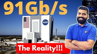 Download World's Fastest Internet at NASA 91Gb/s   The Reality Explained!!! Video
