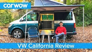 Download New VW Camper - Volkswagen California 2019 in-depth review Video