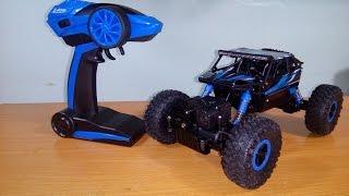 Download [Unboxing] & TEST HB - P1803B 1/18 4WD Rock Crawler RC Car by Banggood Video
