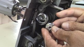 Download Adjusting the Tensions of a Sewing Machine (Singer 241-12) - TUTORIAL 1 Video