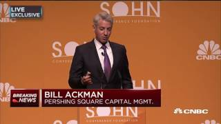 Download Bill Ackman: 2017 Sohn Investment Conference (full version) Video