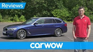 Download BMW 5 Series Touring 2018 in-depth review | Mat Watson Reviews Video