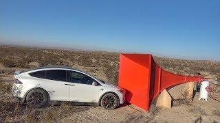 Download Tesla vs World's Largest Horn! Video