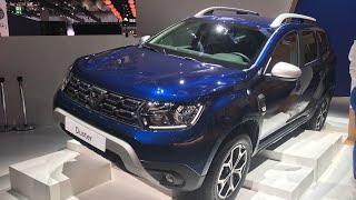 Download 2017 New Dacia Duster walkaround at Frankfurt Motor Show 2017 Video