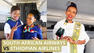 Download South African Airways vs Ethiopian Airlines - Which one is BETTER? Video