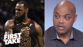 Download Charles Barkley on if LeBron James joined Rockets: I'd quit watching the NBA | First Take | ESPN Video