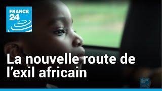 Download Du Brésil au Canada, la nouvelle route de l'exil africain Video