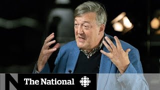 Download Stephen Fry on Trump, the monarchy and Canada Video