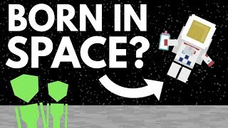 Download What Would Happen If You Were Born In Space? Video