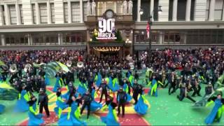 Download Harrison High School Marching Band - 2016 Macy's Thanksgiving Day Parade Video