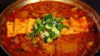 Download Kimchi Stew (Kimchi-jjigae: 김치찌개) Video