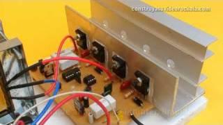 Download Inversor DC/AC y cargador de batería Video