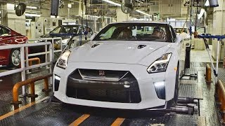 Download CAR FACTORY: 2017 Nissan GT-R Video