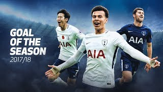 Download GOAL OF THE SEASON 2017/18! VOTE NOW! Video