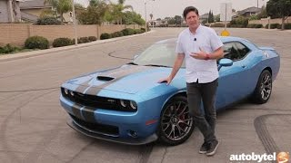 Download 2016 Dodge Challenger SRT 392 Test Drive Video Review Video