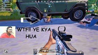 Download 🤣ABE YE KHA GHUSA HAI WTF🤣🤣 II PUBG MOBILE FUNNY MOMENT II WAIT FOR ENDING 🤣 Video
