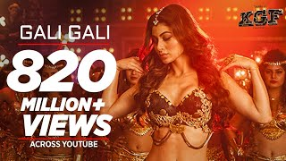Download KGF: Gali Gali Video Song   Neha Kakkar   Mouni Roy   Tanishk Bagchi   Rashmi Virag   T-SERIES Video