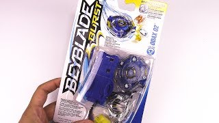 Download ODAX O2 Starter Pack Unboxing & Review!! Beyblade Burst by Hasbro Video