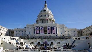 Download Democratic lawmakers boycott inauguration Video