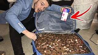 Download I Bought An Iphone X Using Only Pennies Video