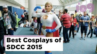 Download The very best cosplay of San Diego Comic-Con 2015 Video