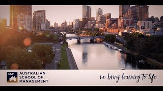 Download Australian School of Management Commercial Video