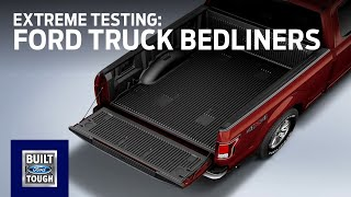 Download Extreme Testing: Bedliners | Accessories | Ford Video