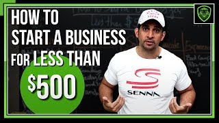 Download How to Start a Business for Under $500 Video