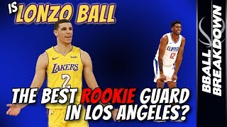 Download Is LONZO BALL The Best Rookie Guard In Los Angeles? Video