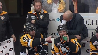 Download Was like a soap opera watching Kessel & Malkin Video