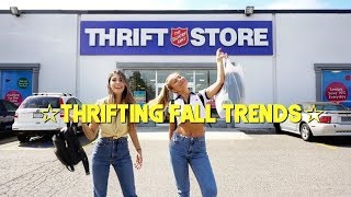 Download Come THRIFT with Me + Haley's Corner for FALL TRENDS Video