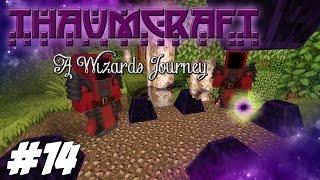 Getting Warped (Minecraft Mage Quest   Part 54) [Thaumcraft
