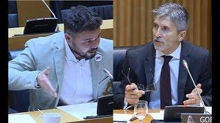 Download Rufián y Grande Marlaska discuten sobre Cataluña y los presos independentistas Video