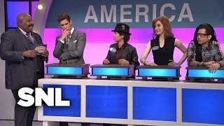 Download Celebrity Family Feud: American and International Musicians - SNL Video