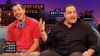 Download Have Adam Sandler & Kevin James Ever Fought? Video