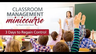 Download Classroom Management MiniCourse: 3 Days to Regain Control [DAY 1] Video