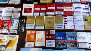 Download coleção marcas de cigarros Video