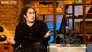Download Ross Noble Tries to Banish Cycling Commuters - Room 101 - Episode 4 - BBC One Video