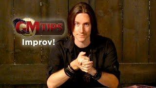 Download Improv and the Unexpected (GM Tips w/ Matt Mercer) Video