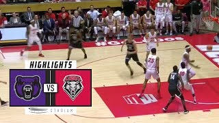 Download Central Arkansas vs. New Mexico Basketball Highlights (2018-19) | Stadium Video