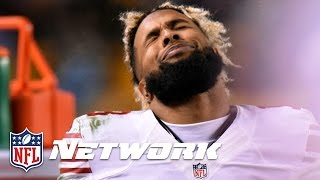 Download Odell Beckham Jr. hits Ref with a ″No Disrespect″ | No Disrespect with MJD | NFL Now Video
