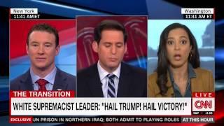 Download 11/22/16 (CNN) RACIST Scumbag Angela Rye attacks TRUMP again Video